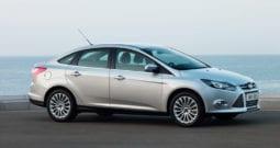 2012 Ford Focus SEL,