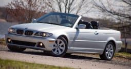2005 BMW 325Ci, Convertible, One Owner