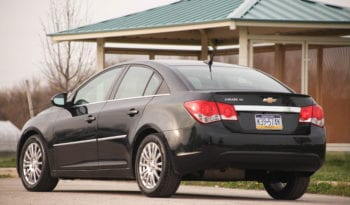 2014 Chevrolet Cruze Eco, 6-Speed Manual, CarFax Certified, AUX full