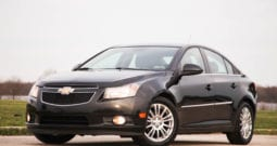 2014 Chevrolet Cruze Eco, 6-Speed Manual, CarFax Certified, AUX