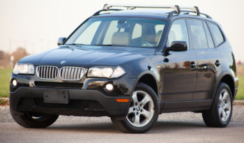 2008 Used BMW X3 For Sale full