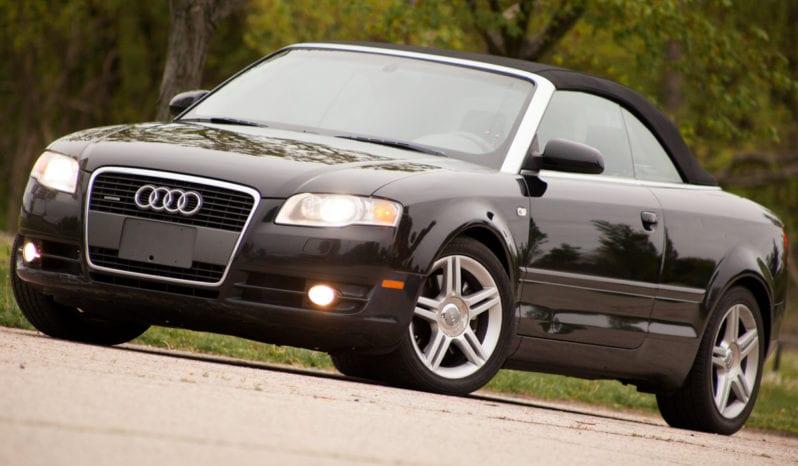 2008 Audi A4 Quattro