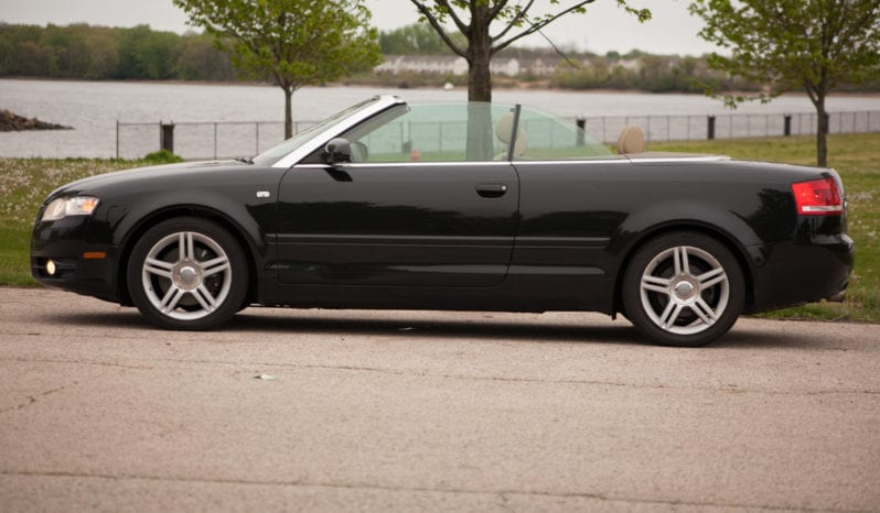 2008 Audi A4 Quattro, Convertible, Heated Seats full