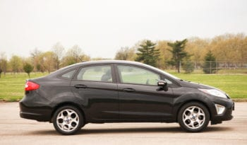 2012 Ford Fiesta SEL, CarFax Certified, AUX, Sirius XM full
