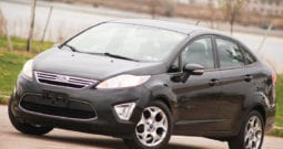 2012 Ford Fiesta SEL, CarFax Certified, AUX, Sirius XM