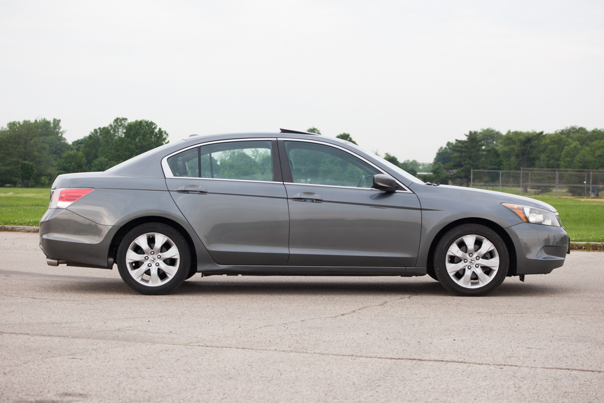2009 used honda accord ex l for sale sunroof heated seats
