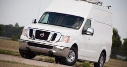 2012 Nissan NV 2500 HD, One Owner, CarFax Certified