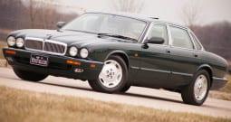 1996 Jaguar XJ6, One Owner, CarFax Certified