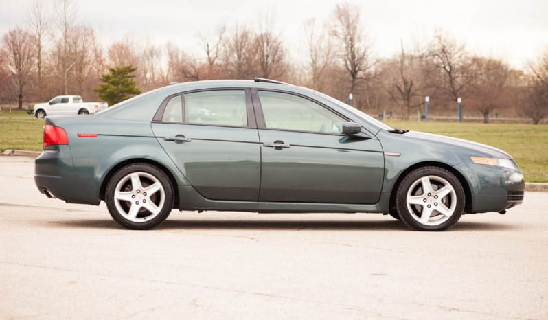 2004 Acura TL, 6- Speed Manual, Sport Package full