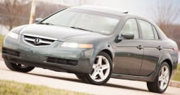 2004 Acura TL, 6- Speed Manual, Sport Package