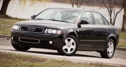 2004 Audi A4, CarFax Certified, One Owner, 6-Speed Manual