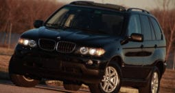 2005 BMW X5, CarFax Certified, Panoramic Sunroof, Navigation