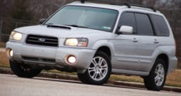 2005 Subaru Forester, AWD, CarFax Certified, Dealer Serviced