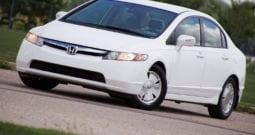 2006 Honda Civic Hybrid, CarFax Certified, Navigation