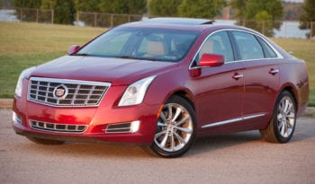 2013 Cadillac XTS Luxury, Navigation, BOSE, AWD, Ventilated Seats, full