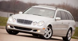 2005 Mercedes-Benz E500 4Matic, Navigation, CarFax Certified