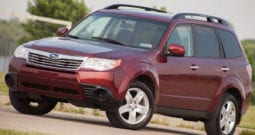 2009 Subaru Forester, CarFax Certified, AWD