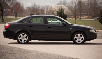 2004 Audi A4, CarFax Certified, One Owner, 6-Speed Manual full