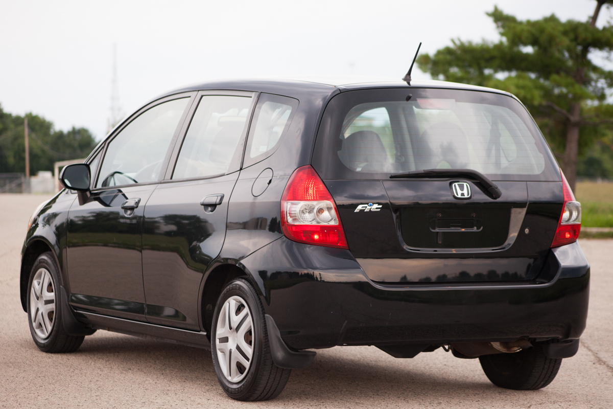 Honda fit for sale 5 speed manual aux used car with for Used hondas for sale