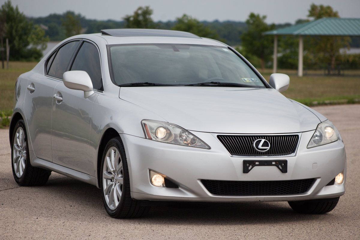lexus is 250 for sale heated ventilated seats and sunroof used luxury car. Black Bedroom Furniture Sets. Home Design Ideas