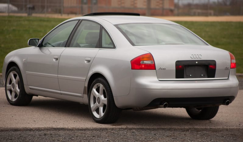 2003 Audi A6 Quattro, CarFax Certified, Heated Seats full