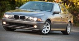 2002 BMW 525i, CarFax Certified, Heated Seats