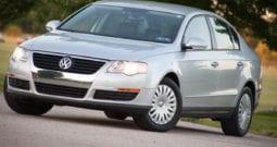2006 Volkswagen Passat, 6-Speed Manual