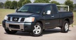 2005 Nissan Titan King Cab, AUX