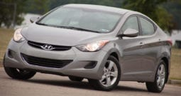 2011 Hyundai Elantra GLS, CarFax Certified, One Owner