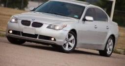 2007 BMW 530xi, Navigation, AWD