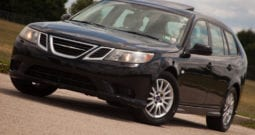2008 Saab 9-3 SportCombi 2.0T, CarFax Certified, Bluetooth