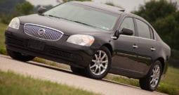 2008 Buick Lucerne CXL, Sunroof, AUX