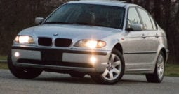 2004 BMW 325xi, AWD, 1-Owner, Sunroof, Heated Seats