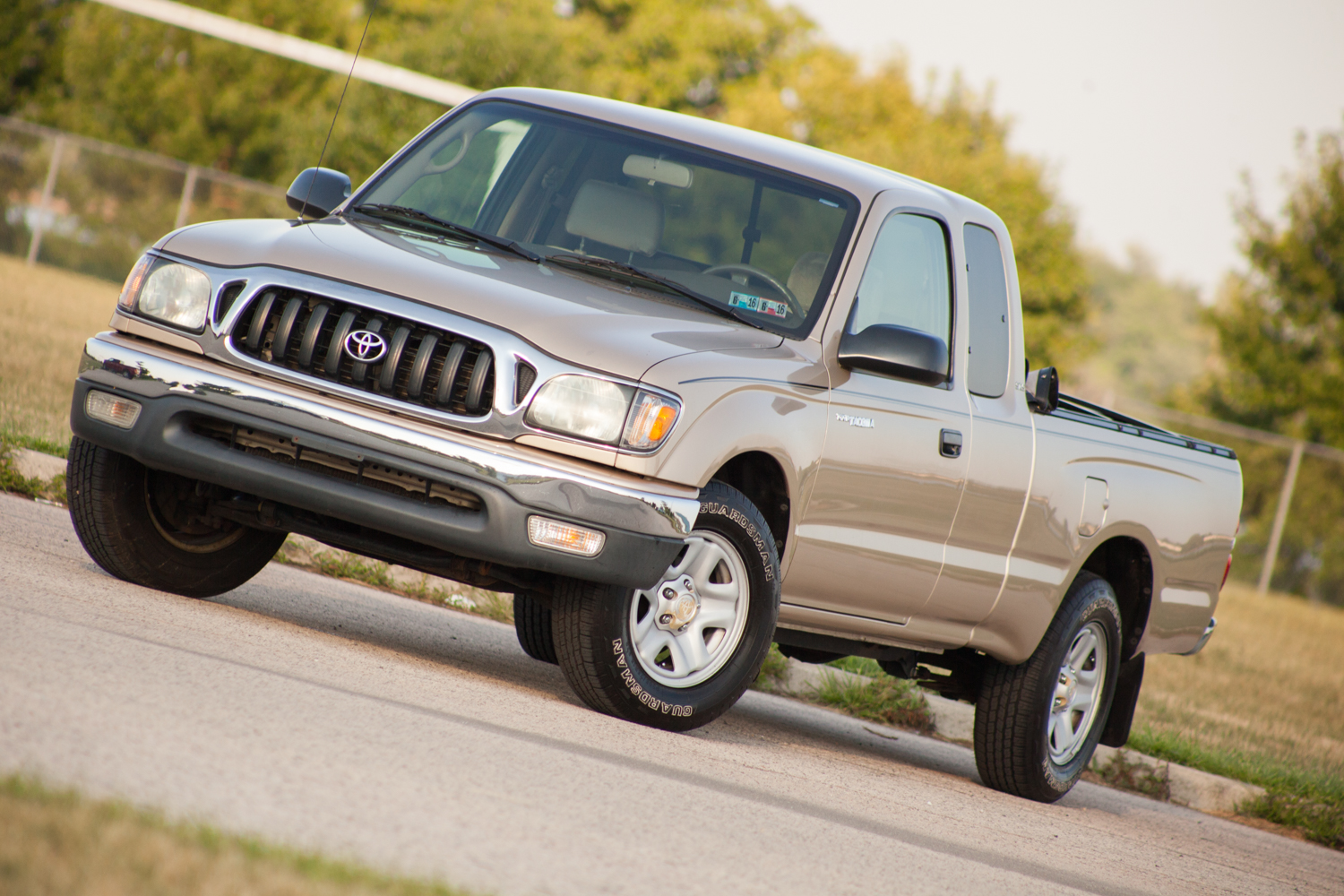 2004 toyota tacoma xtracab carfax certified. Black Bedroom Furniture Sets. Home Design Ideas