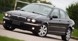 2005 Jaguar X-Type, AWD, CarFax Certified, Bluetooth