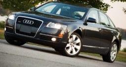 2006 Audi A6 Quattro, CarFax Certified, Navigation, BOSE