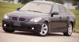 2006 BMW 525i, CarFax Certified, Heated Seats