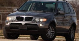 2006 BMW X5, AWD, CarFax Certified, Navigation, Panoramic Sunroof