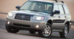 2006 Subaru Forester LL Bean, AWD, CarFax Certified