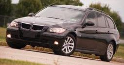 2007 BMW 328 xi, AWD, Dual Panoramic, One Owner