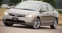 2007 Honda Civic Si, 6-Speed Manual, Sunroof