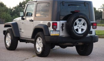 2007 Jeep Wrangler, 4×4, AUX, Bluetooth full