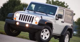 2007 Jeep Wrangler, 4×4, AUX, Bluetooth