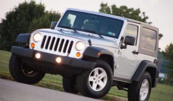 2007 Jeep Wrangler, 4×4, AUX, Bluetooth full