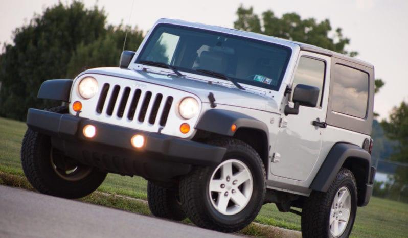 2007 Jeep Wrangler (Silver)