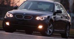 2008 BMW 528xi, Navigation, CarFax Certified, AUX