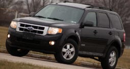 2008 Ford Escape XLT, AWD, Sunroof, AUX