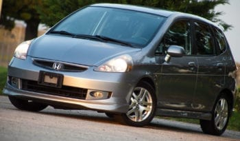 2008 Honda Fit Sport, 1-Owner, CarFax Certified, AUX