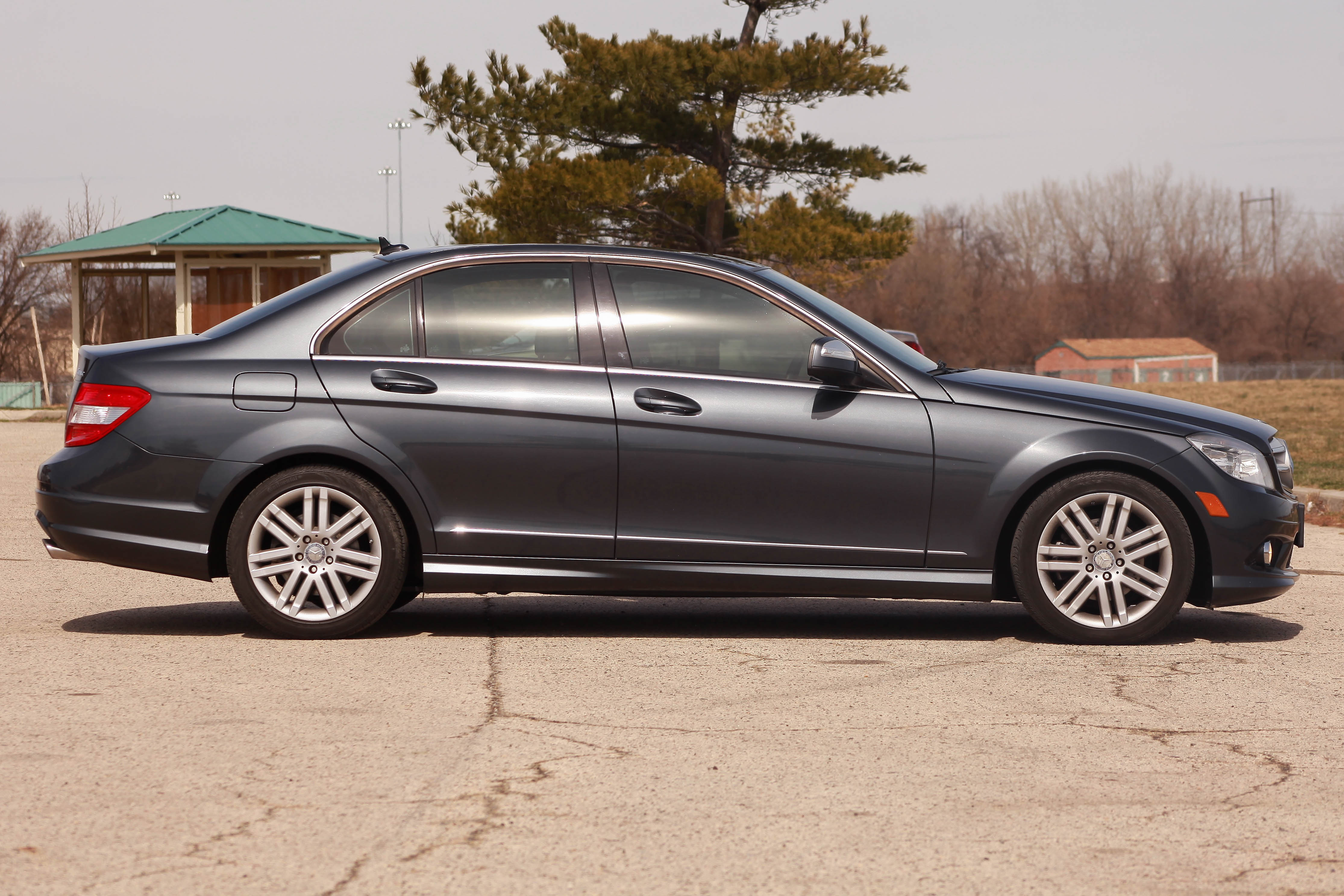 2008 mercedes benz c300 4matic navigation harman kardon for 2008 mercedes benz c300