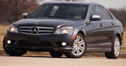 2008 Mercedes-Benz C300 4MATIC, Navigation, Harman/Kardon, Sunroof